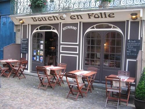 Restaurant La bouche en folie – Saint-Malo
