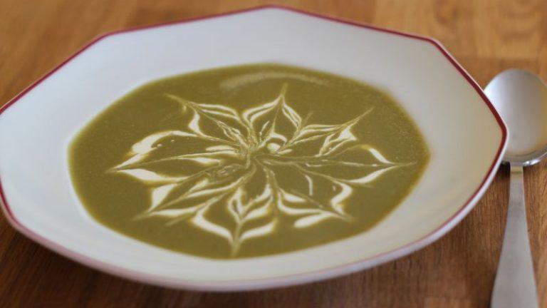 soupe à l'oseille