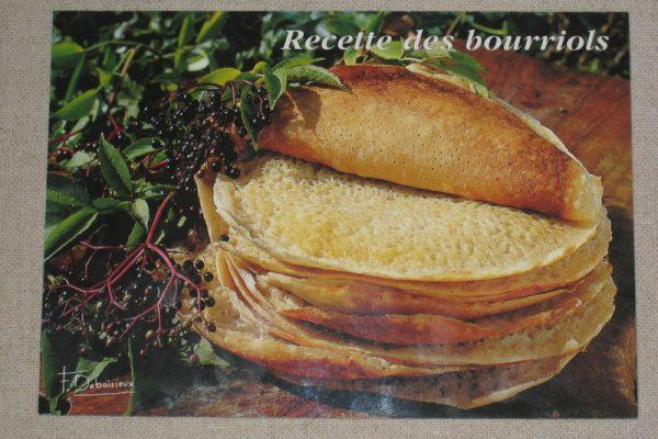 La recette des Bourriols