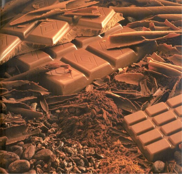 Le chocolat, une citation