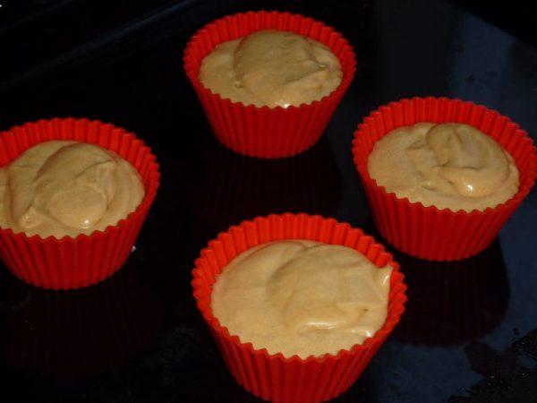 Muffin nature et au chocolat