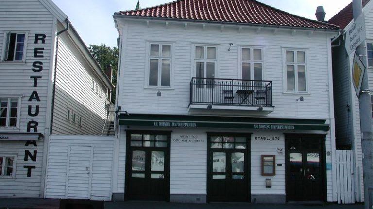 sorensens Restaurant - Stavenger - Norvège