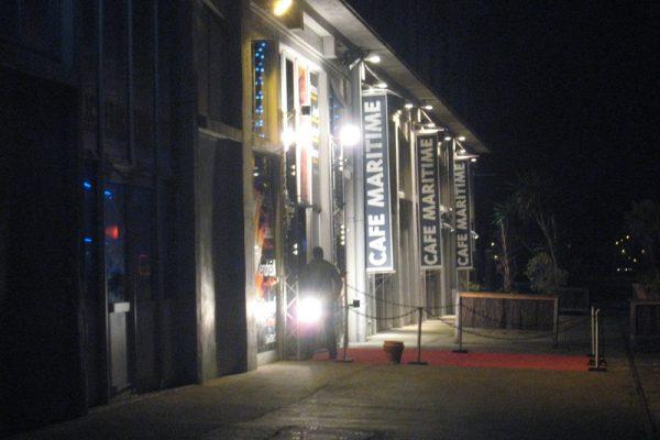 Café Maritime à Bordeaux