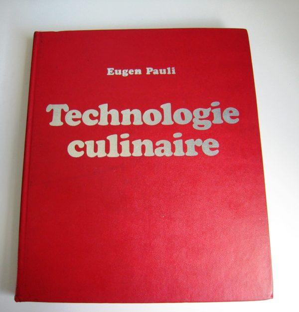 Technologie culinaire par Eugen Pauli