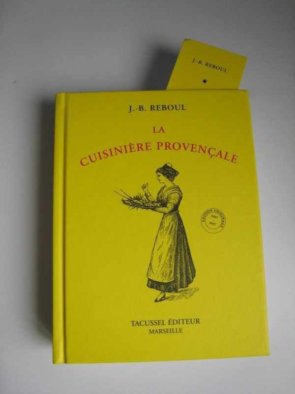 La cuisinière provençale – Le livre