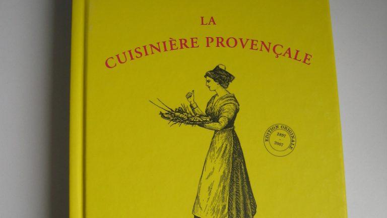 la cuisinière provençale - Le livre