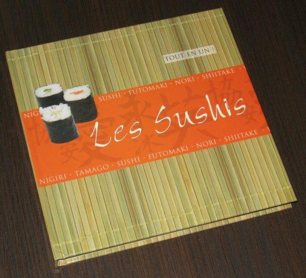 Les Sushis – Le livre