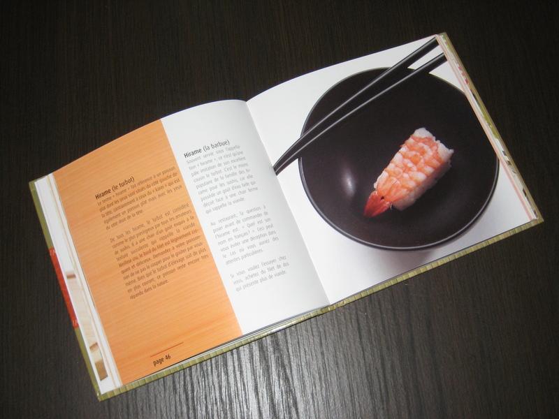 sushi - Le livre