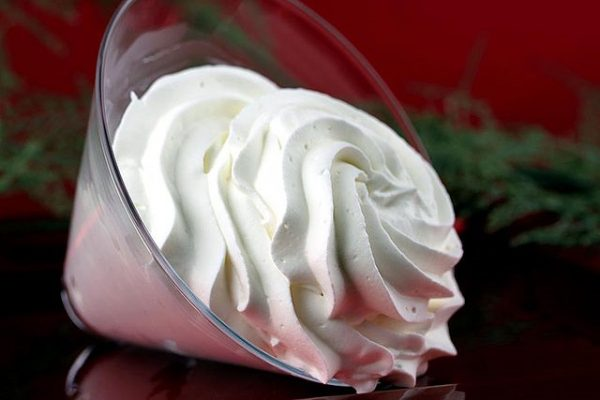 La crème Chantilly – Son histoire