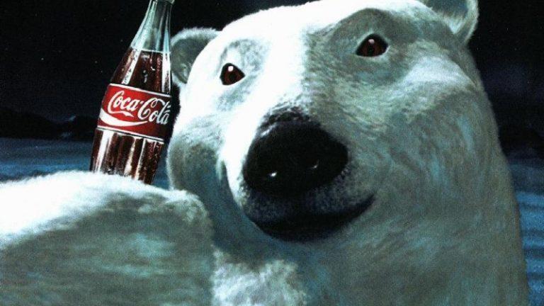coca cola publicité