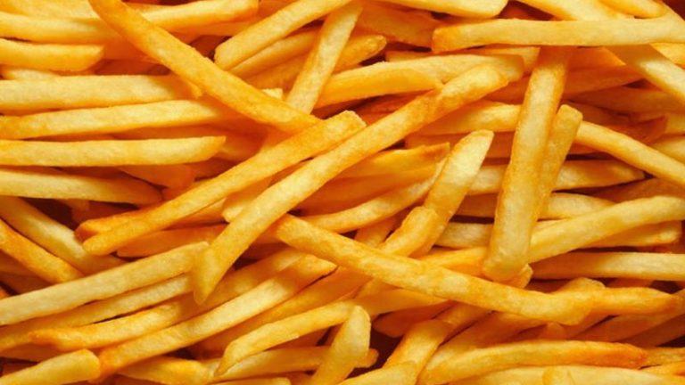 frites - pommes allumettes