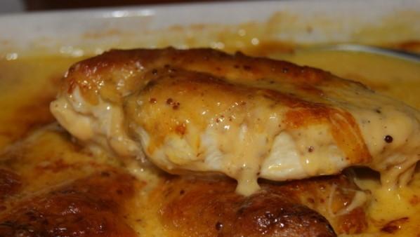 Le délice de volaille au fromage