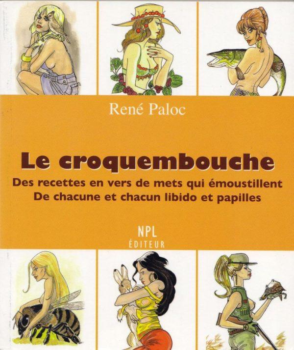Le croquembouche de René Paloc