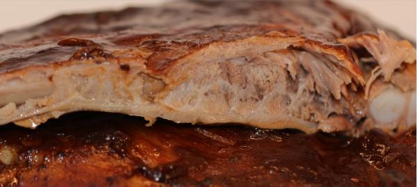 Ribs de porc country basse température