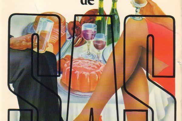 La cuisine aphrodisiaque de SAS – Le livre