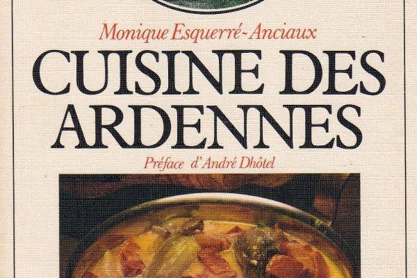 Cuisine des Ardennes – Le livre