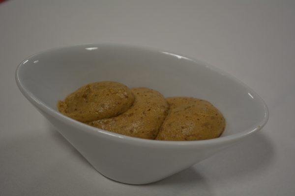 Mousse de foies de volaille et raisins secs