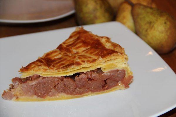 Le pâté de poires de Fizet