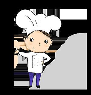 Le cuisinier, c'est christian Dubois