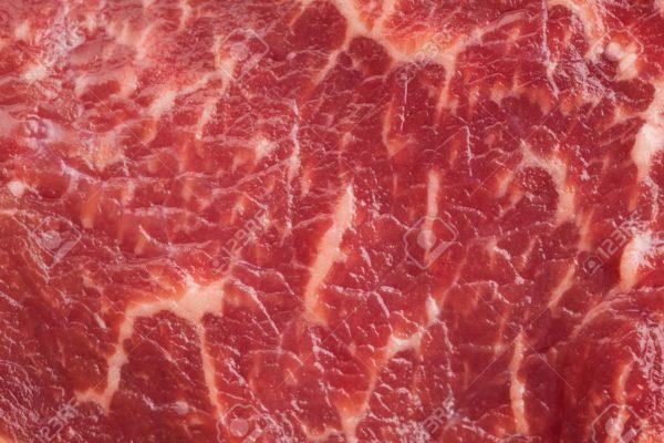 Le persillé de la viande