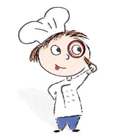 rechercher une recette de chef !