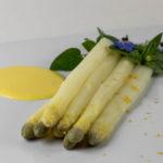 asperges sauce maltaise
